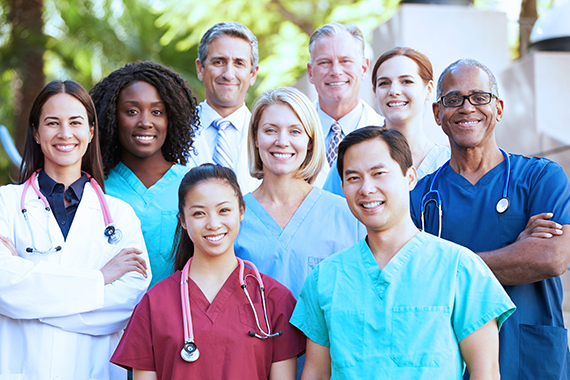 Nurse Staffing Solutions and Specialties