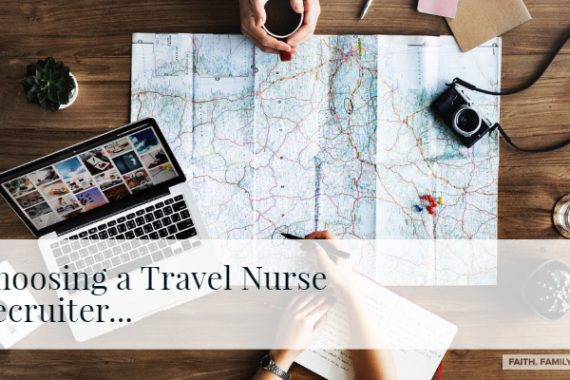 travel nurse recruiter